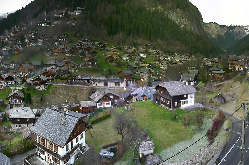 Morzine needs some snow