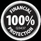 Protection financière à 100%