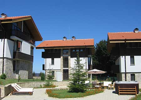 Ski accommodation in Bulgaria