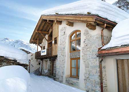 Ski accommodation in France