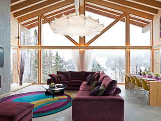 Chalet in La Tzoumaz, Switzerland