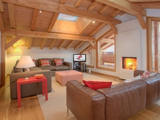 Chalet in Argentiere, France