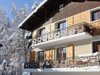 Chalet in Les Carroz, France
