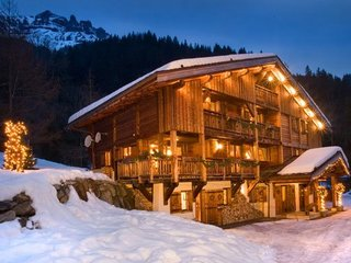 Chalet in Les Contamines, France