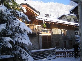 Chalet in Les Arcs, France