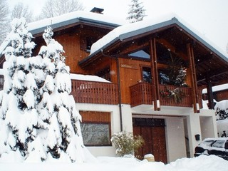 Chalet in Les Gets, France