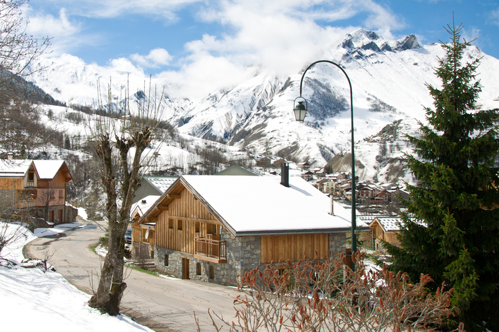 Chalet Alpage and it's stunning views!
