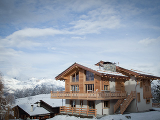 Chalet in Siviez-Nendaz, Switzerland