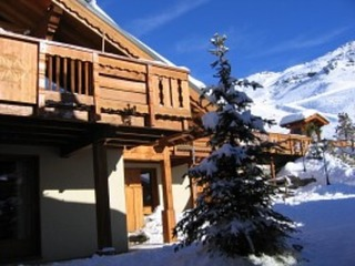 Chalet in Les Menuires, France