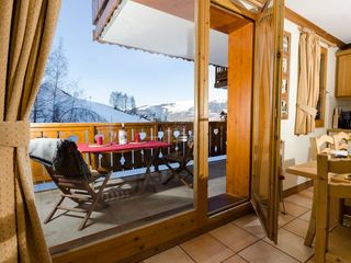 Apartment in La Plagne, France