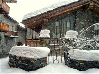 Chalet in Courmayeur, Italy