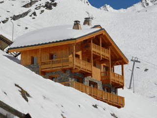 Chalet in Val Thorens, France