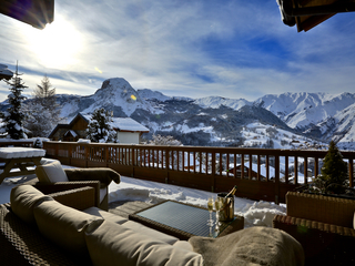 Chalet in St Martin de Belleville, France