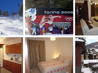 Apartment in Bardonecchia, Italy