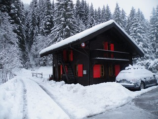 Chalet in Morgins, Switzerland