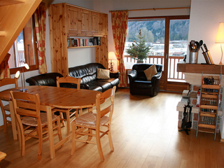 Apartment in Samoens, France