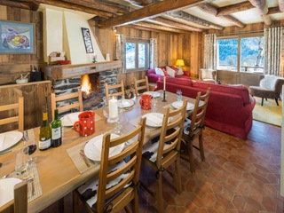 Chalet in Meribel, France