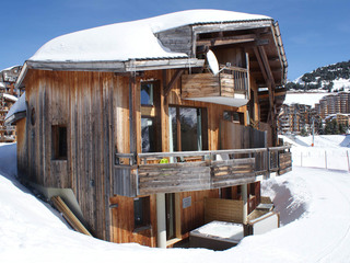 Chalet in Avoriaz, France