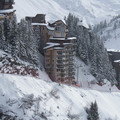 Self catered apartment in avoriaz