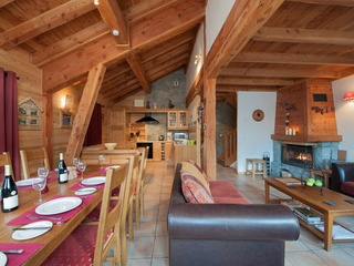 Chalet in Sainte Foy, France