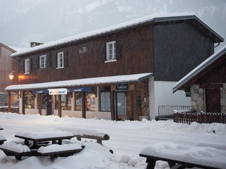 Lodge in Tignes Les Brevieres, France