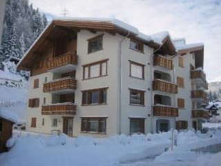 Apartment in Klosters, Switzerland