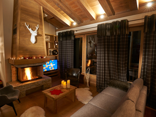 Chalet in Val d'Isere, France