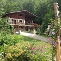 Chalet Mathilde in the spring