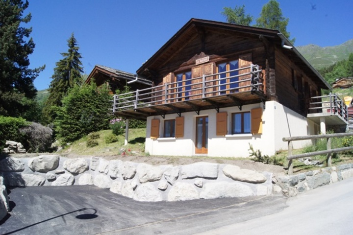 Chalet Darbay - Exterior