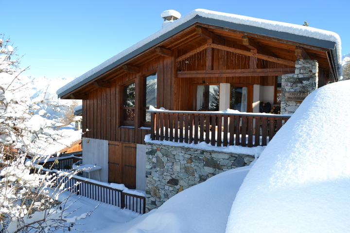 Catered Chalet Mathilde, Les Coches-La Plagne