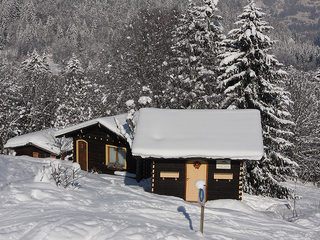 Cabin in Les Houches, France