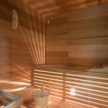 Val disere chalet with sauna