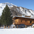 Self catered chalet in val disere
