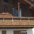 Catered chalet la tania france %2813%29