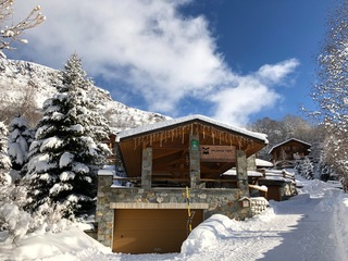 Chalet in Le Bettex, France