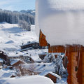 Catered chalet aigle des neiges in les gets with views