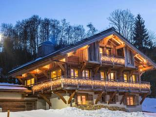 Chalet in St Gervais, France