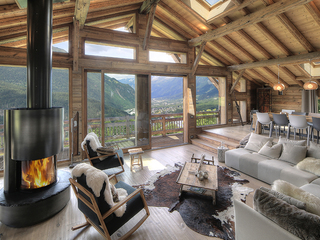 Chalet in Les Houches, France