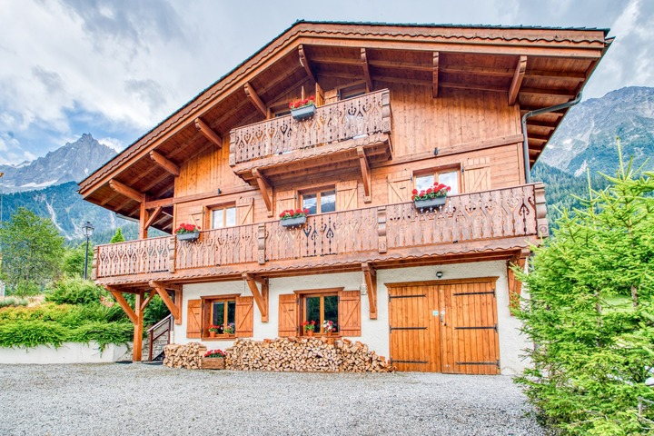Chalet Annabelle exterior