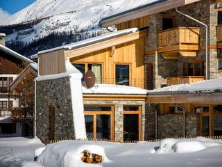 Chalet in Tignes Les Boisses, France