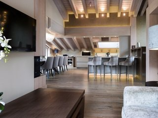 Apartment in Courchevel, France