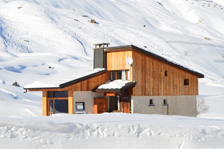 Private Standalone chalet