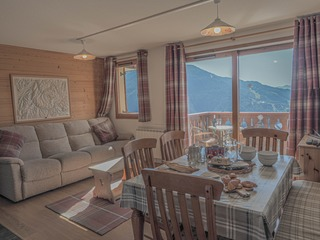 Apartment in Peisey Vallandry, France