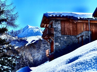 Chalet in Les Coches, France