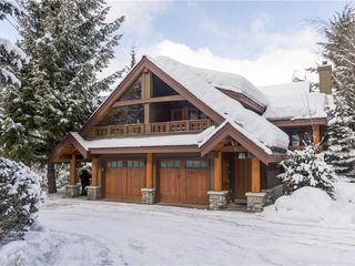 Chalet in Whistler, Canada