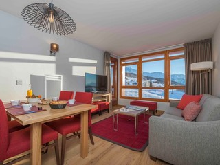 Apartment in Les Arcs, France